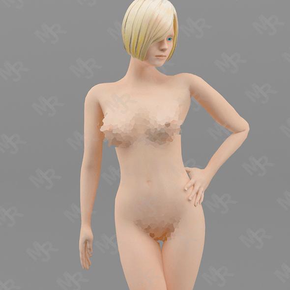 Naked Girl2