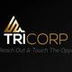 3D Triangle Concept Corporate Profile