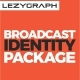 Broadcast Identity Package