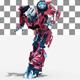 Robot Active Dance Swing