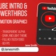 Youtube Intro and Lowerthird (FullHD)