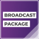 Broadcast Motion Pack
