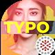FCPX Rhythmic Typo Promo