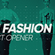 Fashion Logo Opener