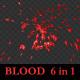 Blood Splash - Cartoon Style