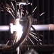 Plasma Processing of a Metalwork By the Modern Hi-tech Equipment