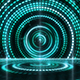 Digital Abstract Stage Performance Lights Background 09