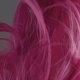 Pink Creative Color Hair Texture