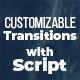 Customizable Transitions