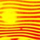 Unique Design Colorful Glitch