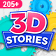 3D Animated Icons Toolkit