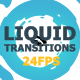 Liquid Transitions | After Effects