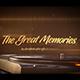 The Great Memories