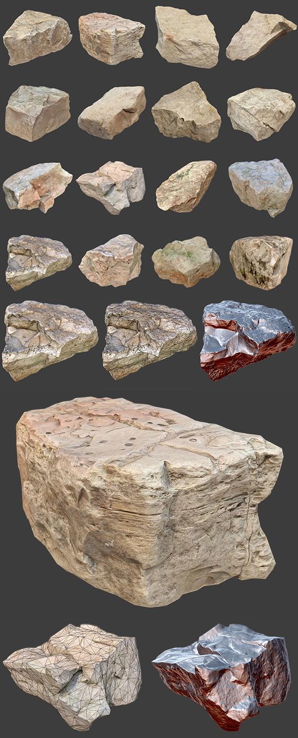 Stones Pack Volume 5