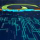 High Tech Grid Logo Reveal