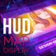 HUD Map Display