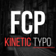 FCP Kinetic Typo
