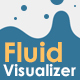 Fluid Music Visualizer