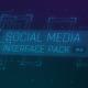 HUD social media interface