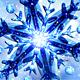 Snowflake Christmas Greetings
