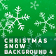 Christmas Snow Background 4