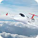 Corporate Business Jet Plane