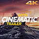 Action Cinematic Trailer