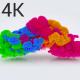 Color Blast Logo Intro