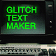 70 Glitch Title Animation Presets Pack | Glitch Text Maker