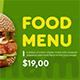 Restaurant Food (Social Media)