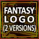The Imperious Fantasy Logo Reveal