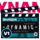 Fast Stomp Typo - For Youtube Intro/ Sport Promo/ Slideshow/ Event