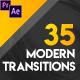 Modern Transitions