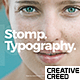 Stomp Opener / Clean Typography / Event Promo / Dynamic Slideshow