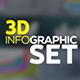 3D Infographics Set