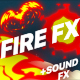 Flame Elements | Motion Graphics Pack