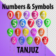 Numbers & Symbols Balloons