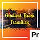 Gradient Brush Transition | Essential Graphics