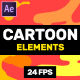 Cartoon Shapes // After Effects
