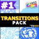 Hand-Drawn Liquid Transitions   FCPX
