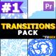 Hand Drawn Liquid Transitions   Premiere Pro MOGRT