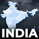India Map - Republic of India Map Kit