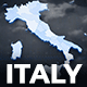 Italy Map - Italian Map Kit