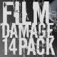 1080 HD FILM DAMAGE - 14 PACK