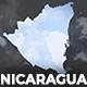 Nicaragua Animated Map - Republic of Nicaragua Map Kit