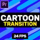 Cartoon Transition // MOGRT