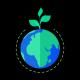 Animated Sustainability Icons Pack