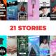 21 Instagram Stories