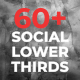 Social Lower Thirds