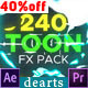 240 Toon FX Pack